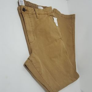 Gap Vintage Straight Leg Khaki Pants